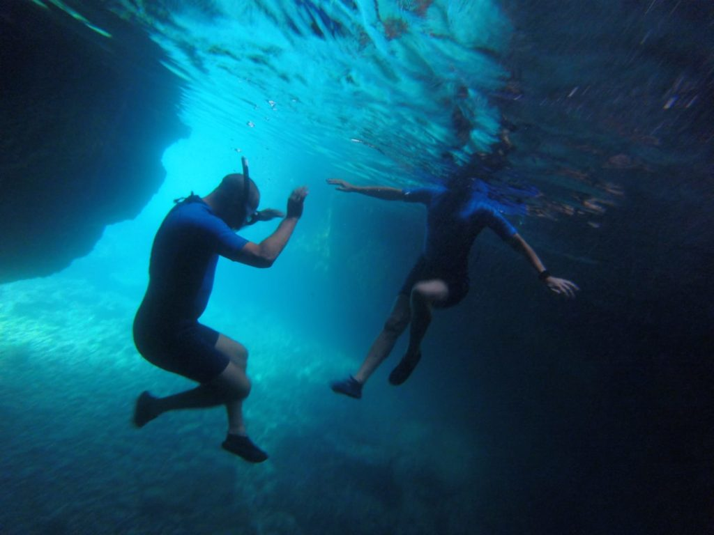 Snorkeling premantura