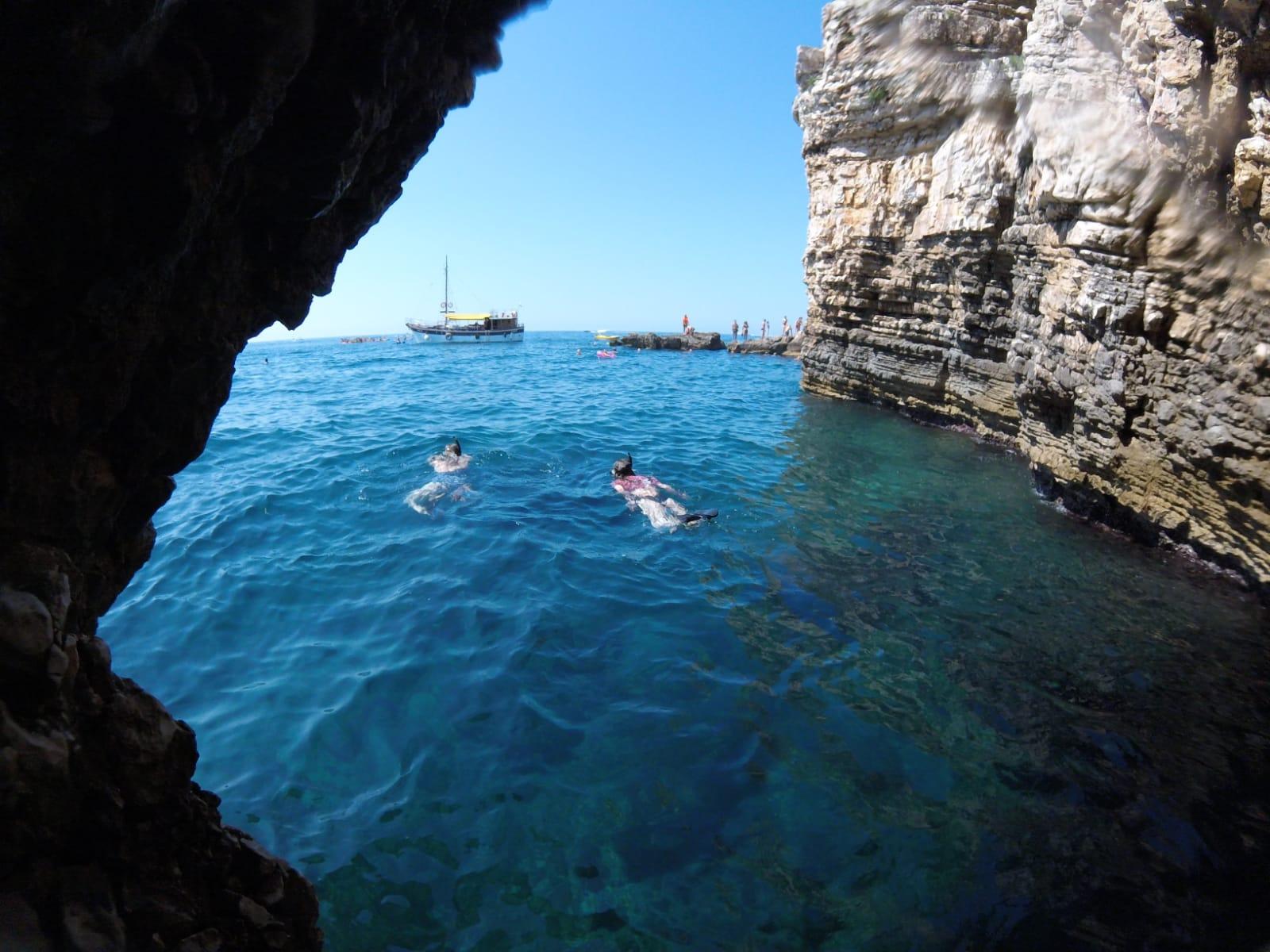 Snorkeling Pula