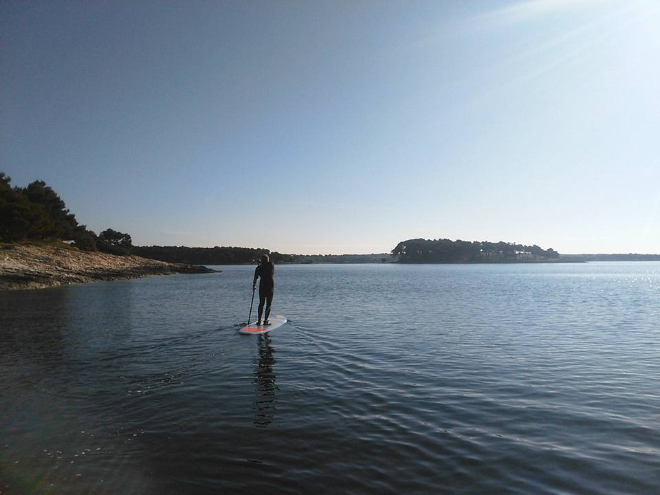 stand up paddling medulin